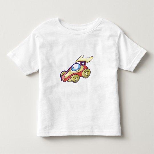 Red Race Car Toddler T-shirt