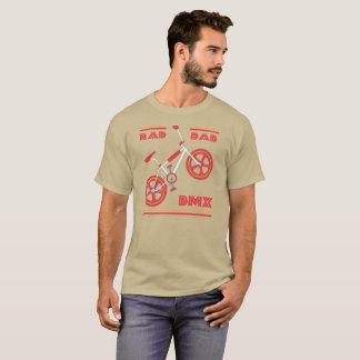 Red Rad Dad BMX T-Shirt