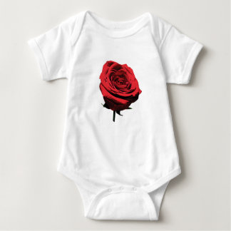 Red, Red Rose Infant Onsies / Creepers