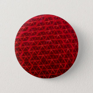 RED REFLECTION. 2 INCH ROUND BUTTON