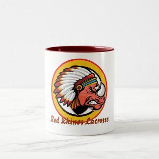 Red Rhino Coffee mug