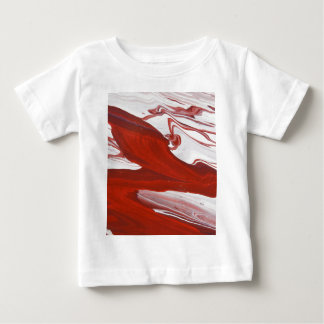 Red Ribbon Baby T-Shirt