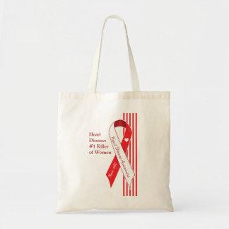 Red Ribbon - Heart Disease Awareness