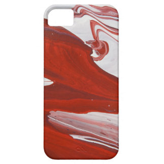 Red Ribbon iPhone 5 Cases