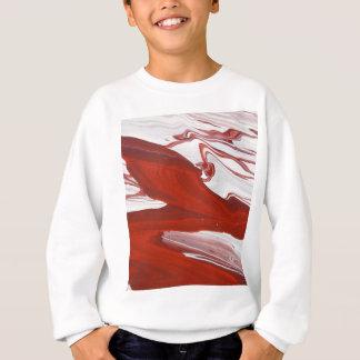 Red Ribbon Sweatshirt