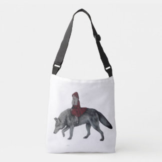Red Riding Hood Crossbody Bag