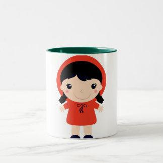 Red riding hood original mug