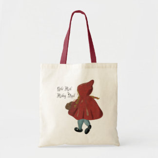 Red_Riding_hood Tote Bag