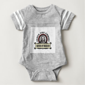 red ring jc baby bodysuit