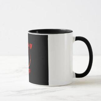 Red Ring Of Death Mug