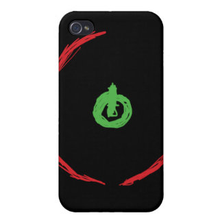 Red Ring Of Death Video Game i Cover For iPhone 4