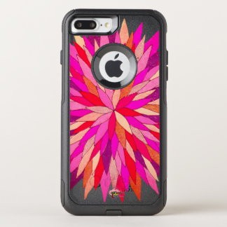 """Red Riot"" original artwork Otterbox Phone Case"