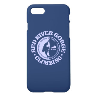 Red River Gorge (Climbing) iPhone 8/7 Case
