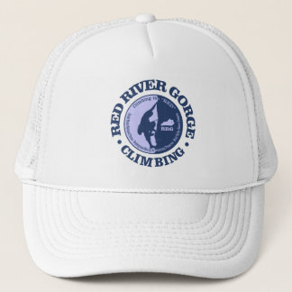 Red River Gorge (Climbing) Trucker Hat