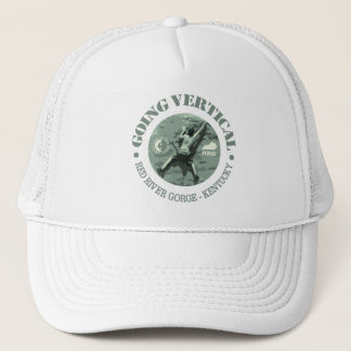 Red River Gorge (Going Vertical) Trucker Hat