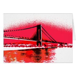 Red Rivers Bridge card