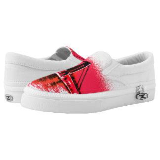 Red Rivers Bridge Z slipons Slip-On Sneakers