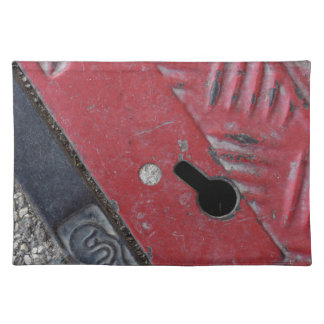 Red Road Urban Vibe Custom Place Mat  - Yotigo