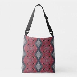 Red Road Urban Vibe  Custom Tote Bag by Yotigo