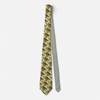 Red Robin Tie