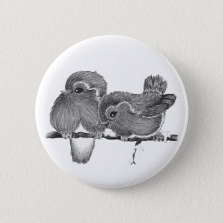 Red Robins Button