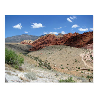 Red Rock Canyon 1 Postcard