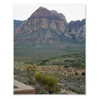 """Red Rock Canyon - 8"""" x 10"""" photo print"""