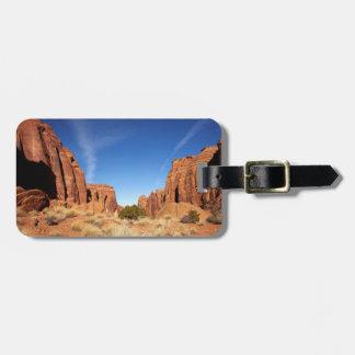 Red Rock Canyon Bag Tag