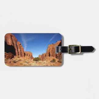 Red Rock Canyon Luggage Tag
