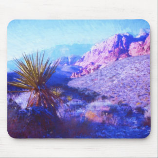 Red Rock Canyon Mouse Pad