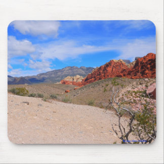 Red Rock Canyon-Mousepad Mouse Pad