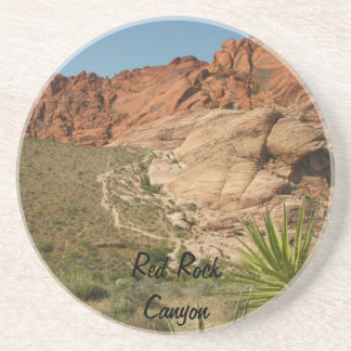 Red Rock Canyon National Conservation Area Coasters
