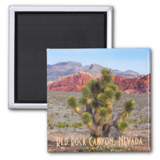 Red Rock Canyon, Nevada Magnet