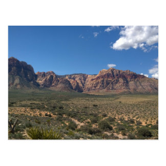 Red Rock Canyon, Nevada Postcard