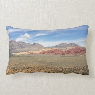 Red Rock Canyon Pillow