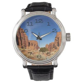 Red Rock Canyon Wristwatch