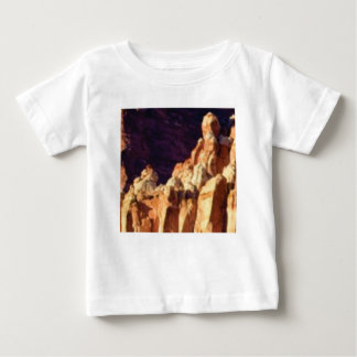 red rock formations in stone baby T-Shirt