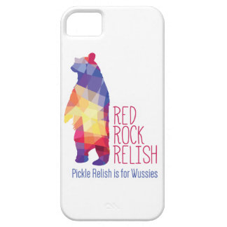 Red Rock Relish iPhone Case