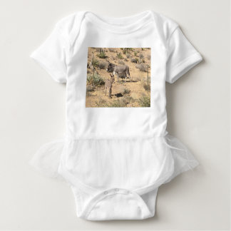 Red rock state park nv donkey baby bodysuit