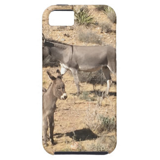 Red rock state park nv donkey iPhone 5 cases