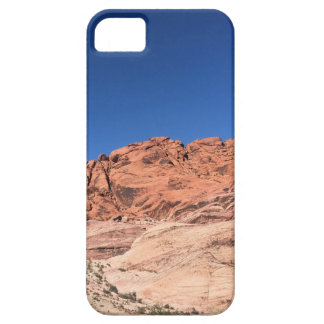 Red rocks and blue skies iPhone 5 case