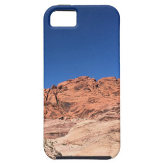 Red rocks and blue skies iPhone 5 cases
