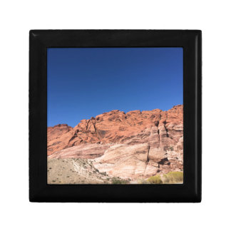 Red rocks and blue skies jewelry boxes