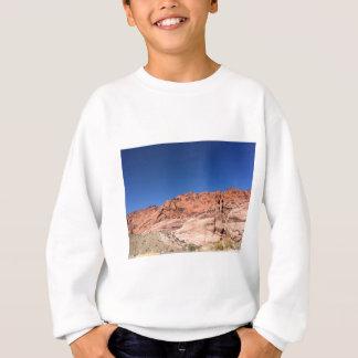 Red rocks and blue skies sweatshirt