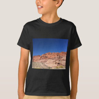 Red rocks and blue skies T-Shirt