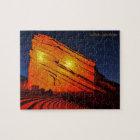 Red Rocks, Colorado Jigsaw Puzzle