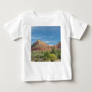 Red rocks in Sedona Baby T-Shirt