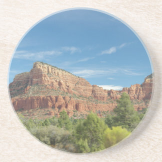 Red rocks in Sedona Coaster