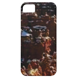 red rocks on the mountain glory case for the iPhone 5