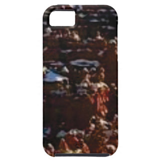 red rocks on the mountain glory iPhone 5 cover